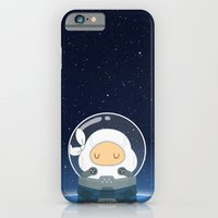 Space Ninja iPhone 6 Slim Case