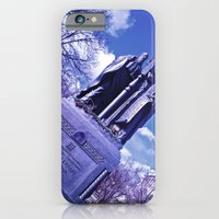 Bluish Monument iPhone 6 Slim Case