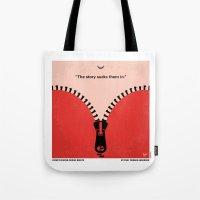No167 My Boogie Nights minimal movie poster Tote Bag