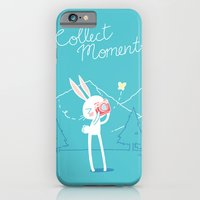 iPhone & iPod Case featuring Collect Moments by Freeminds