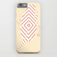 Stripped Feather iPhone 6 Slim Case