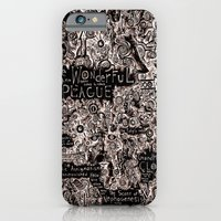 iPhone & iPod Case featuring The Wonderful Plague by Will Santino