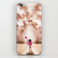 WINDS OF CHANGE  iPhone & iPod Skin