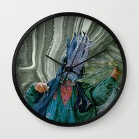 Cetus Wall Clock