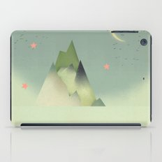 Abstract Cloudscape iPad Case