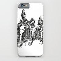 X-Ray Horsemen iPhone 6 Slim Case