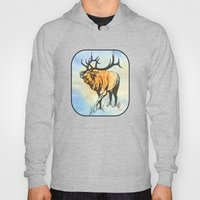 ELK IN THE MIST Hoody