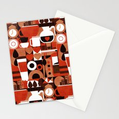 Coffee Story Stationery Cards
