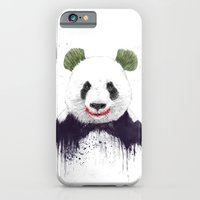 iPhone Cases featuring Jokerface by Balazs Solti