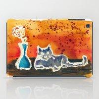 Kitty Love iPad Case
