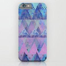 Layered Triangles 2 iPhone 6 Slim Case