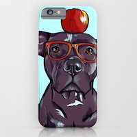 iPhone & iPod Case featuring Teachers Pet by Cartoon Your Memories