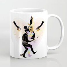 Love from another galaxy Mug