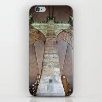 The bridge. iPhone & iPod Skin