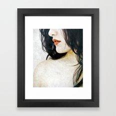 Schneewittchen Framed Art Print
