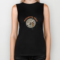 wingnuts only / T- Shirts- designed for a few crazy friends of mine !!! Biker Tank