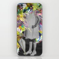 A Glitzy Girl iPhone & iPod Skin