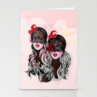 Gemini Stationery Cards