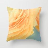 Buttery No. 2 Throw Pillow