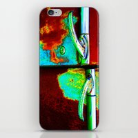 Suicide Doors iPhone & iPod Skin