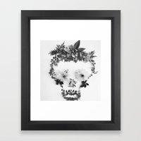Botanical 1 Framed Art Print