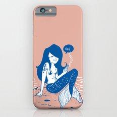 Vampire Mermaid iPhone 6 Slim Case