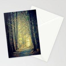 Licht am Ende des Weges Stationery Cards