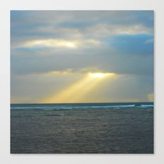 Oahu: Hope Canvas Print