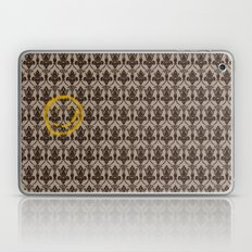Sherlock Wallpaper Laptop & iPad Skin