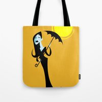 Cast No Shadow Tote Bag