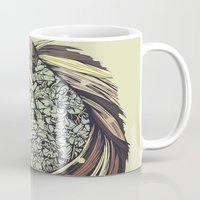 Beautiful Horse Old Mug