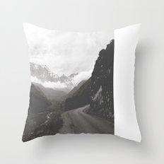 Marocco- Atlas Mountains Throw Pillow