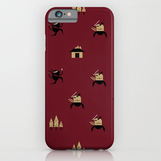 """Movie Patterns - """"Friday Martial Arts"""" iPhone & iPod Case"""