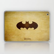 Bat Man Laptop & iPad Skin