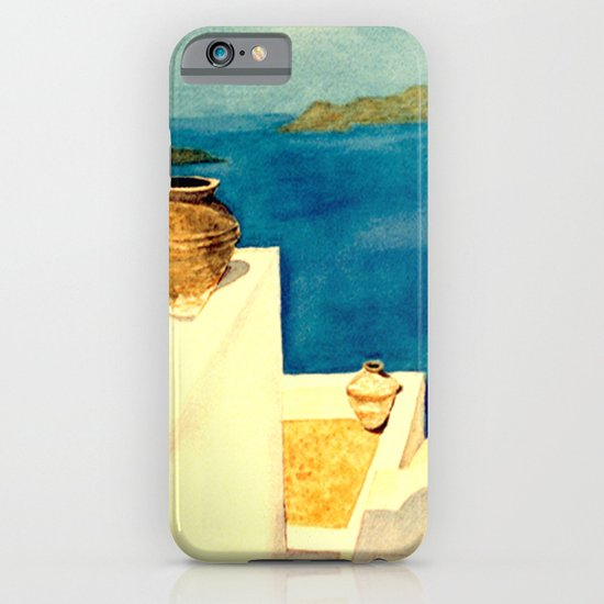 Greek Memories No.4 iPhone & iPod Case