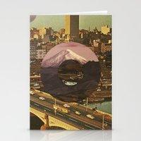 City Transport Stationery Cards