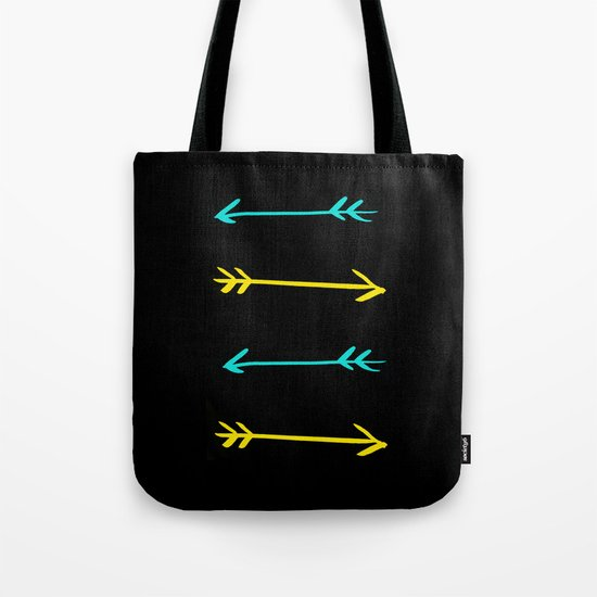 Into The Wild: Typography Tote Bag