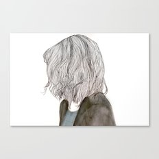 Self Canvas Print