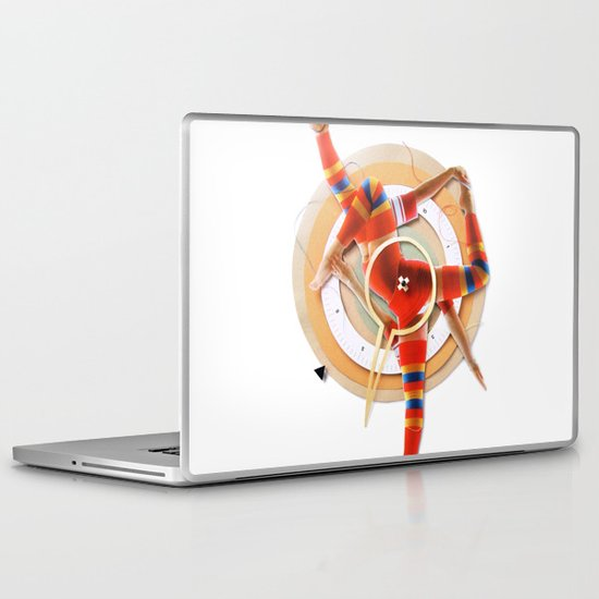 Pivot | Collage Laptop & iPad Skin