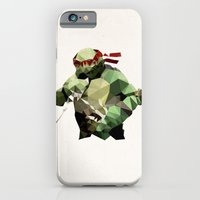 Polygon Heroes - Raphael iPhone 6 Slim Case
