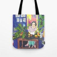 Matisse#1 Tote Bag