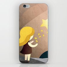 The Star Money  iPhone & iPod Skin