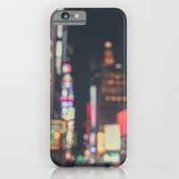 Times Square Abstract iPhone 6 Slim Case