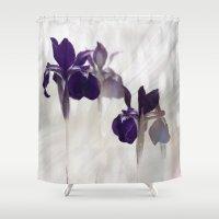 Diaphanous 2 Shower Curtain