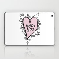 Hello You! Laptop & iPad Skin