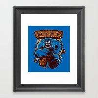 Cookies! Framed Art Print
