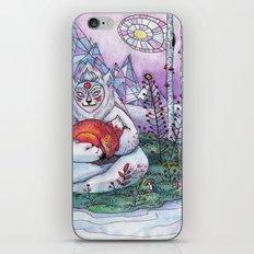 Fox Spirit iPhone & iPod Skin