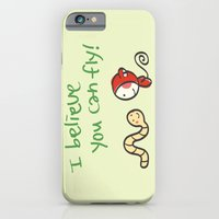 I Believe You Can Fly iPhone 6 Slim Case