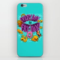 Fry-Day iPhone & iPod Skin