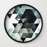 Snww Kyttyn Wall Clock